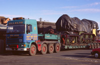 B12 arriving back at Sheringham