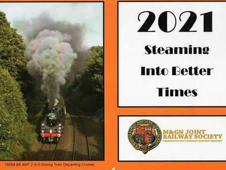 2021 Calendar Released