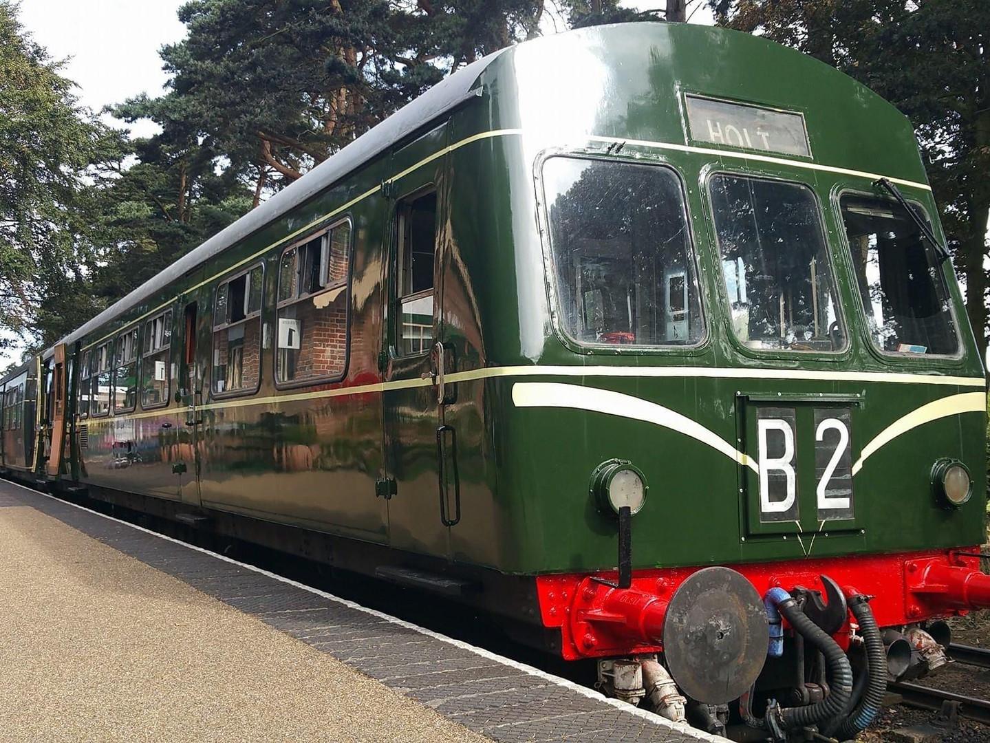 Diesel Railbus E79960