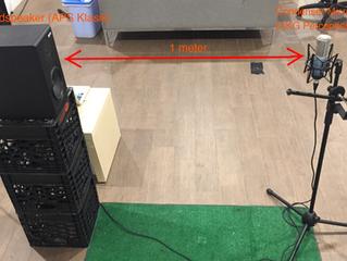 The Comparison between MLS and Swept-sine Impulse Response Measurement Methods