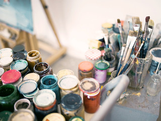 Creative inspiration and frustration - quick activities to try