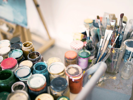 Creativity in your work is selling up, not selling out
