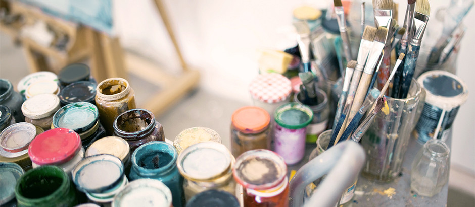Design can be chaotic, your studio doesn't have to be