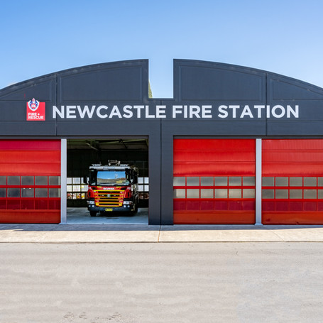 Cooks Hill Fire Station