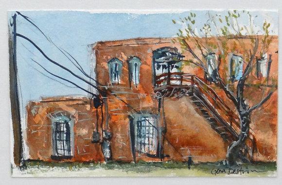 Carrington Alley Prints