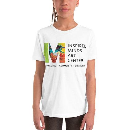 Inspired Minds Art Center Youth Short Sleeve T-Shirt