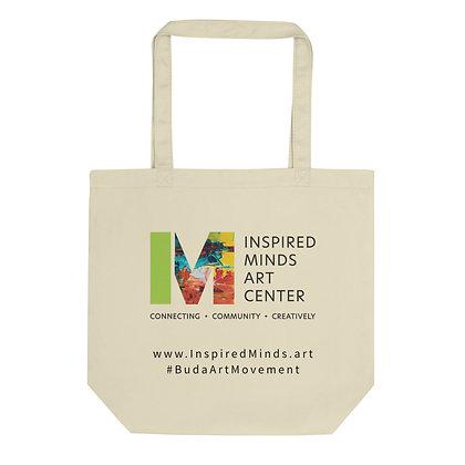 Inspired Minds Art Center Eco Tote Bag