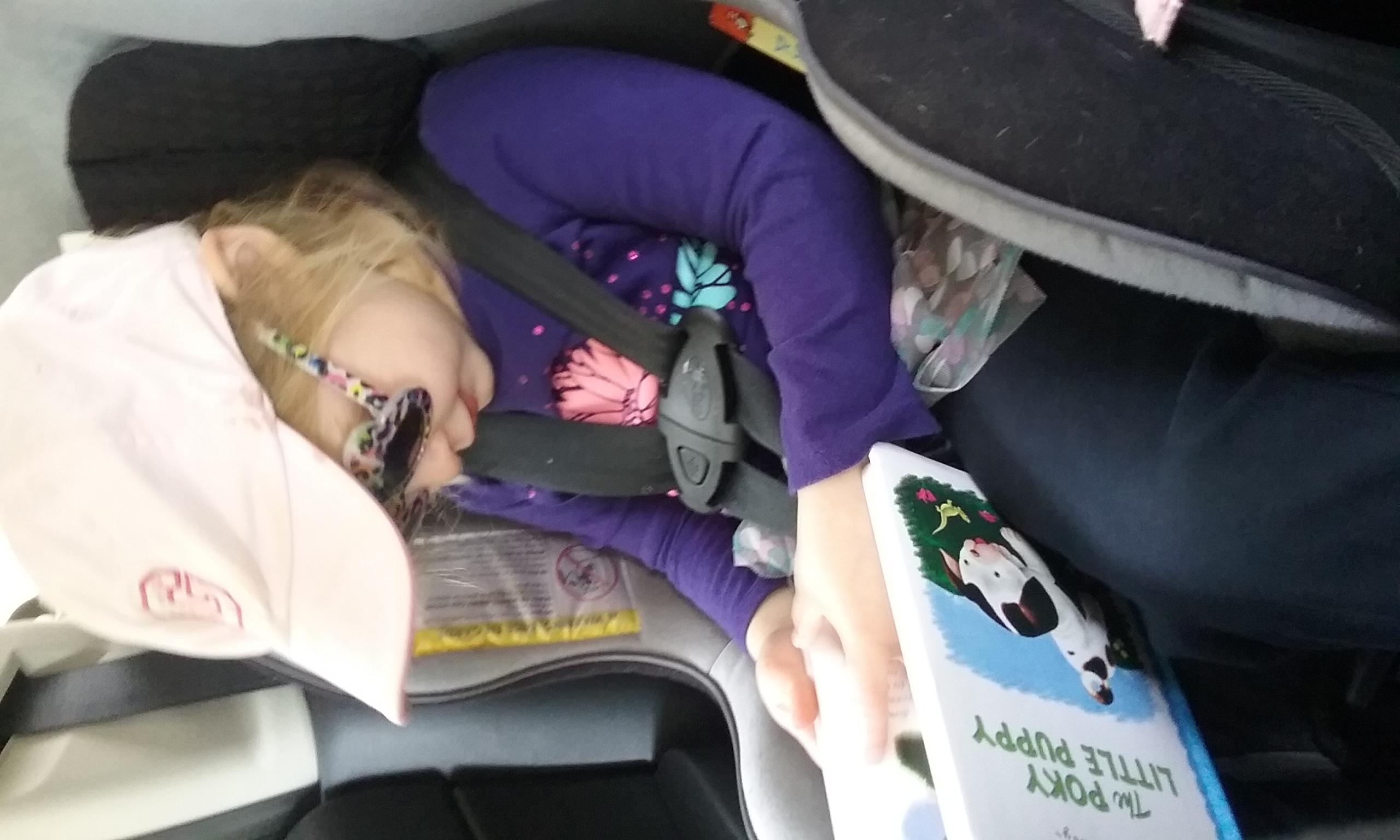 Car Reading!!