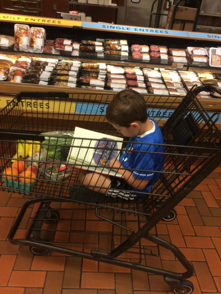 Shopping Cart Reading