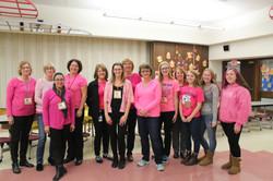 Pre K Literacy Night Volunteers!