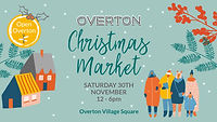Jo South Artworks, Overton Christmas mar