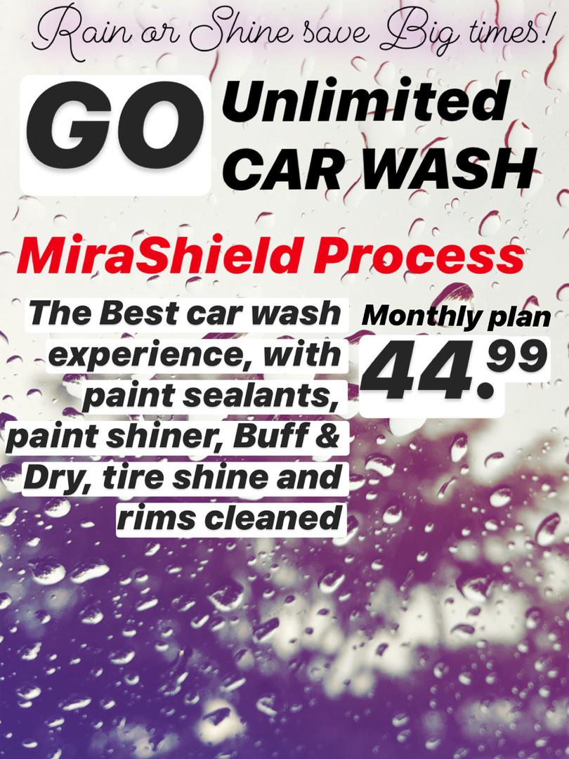 Unlimited MiraShield Process