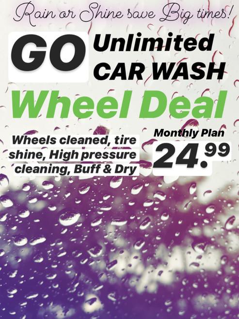 Unlimited Wheel Deal