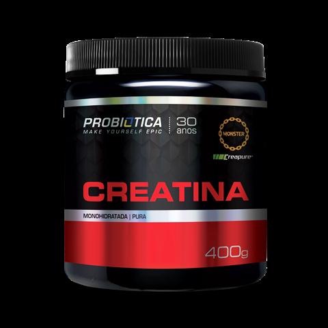 Creatina Creapure Probiótica 400g