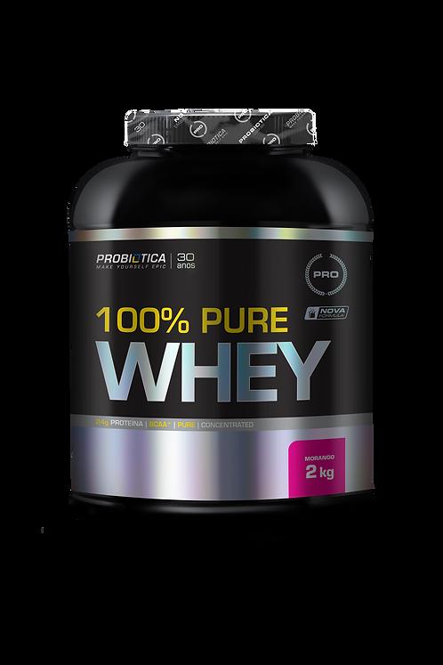 100% Whey Protein 2Kg Probiótica