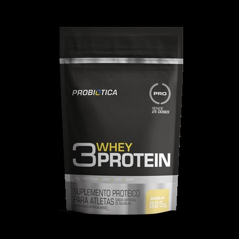 3W Protein 825g Probiótica