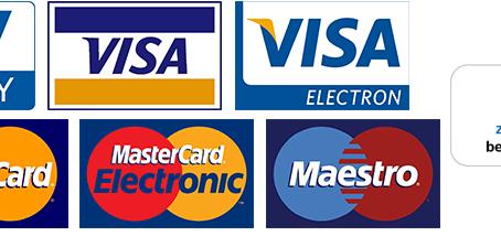 Platby kartou zprovozněny