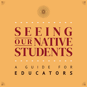 redbud resource group seeing our native students SONS