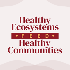 redbud resource group healthy ecosystems feed healthy communities
