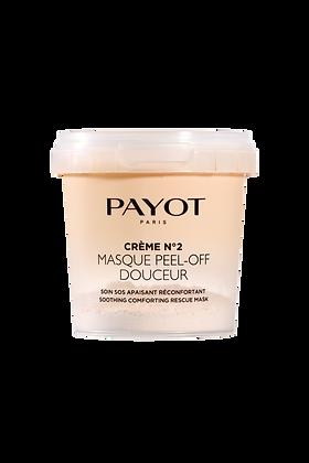 Crème nr 2 MASQUE PEEL-OFF douceur