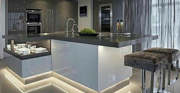 pulizia cucina casa