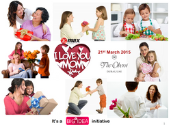 Happy Mothers Day - Poster Logo