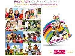 schoolEX 2015 - Mailer
