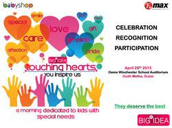 Touching Hearts - Artwork