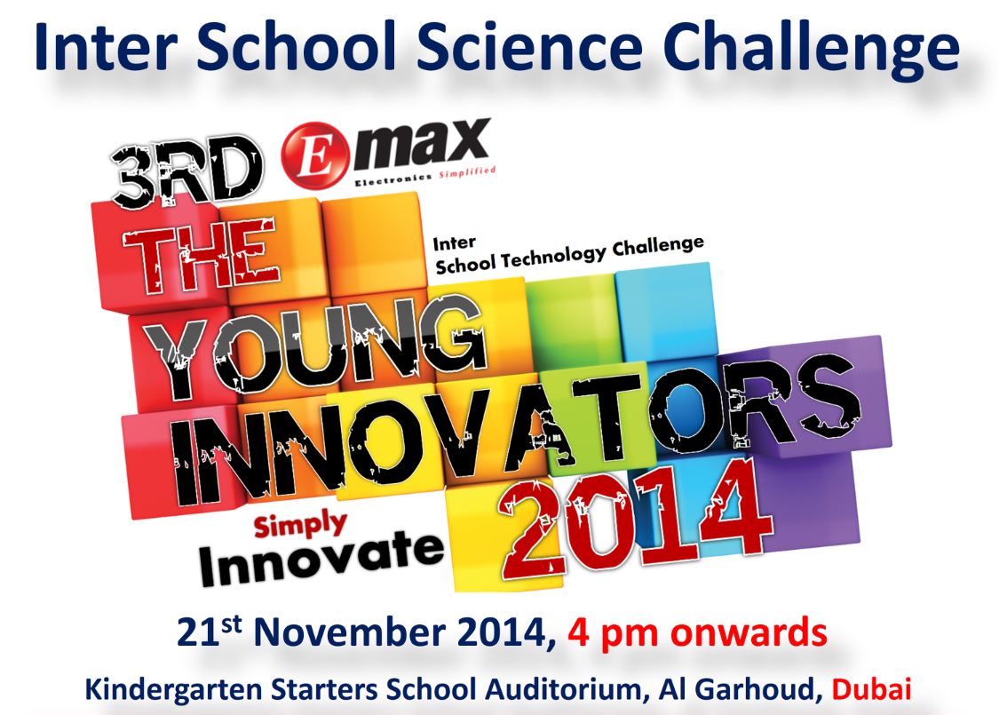 Emax Young Innovators 2014 - Poster