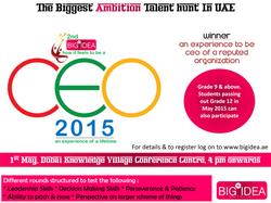 2nd Big Idea CEO 2015 - Facebook