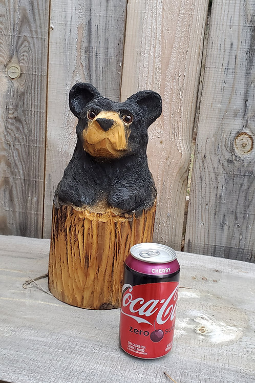 small stump bear