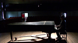 This was taken from video footage of the Echoes music video shoot. Echoes is a song off of my band C