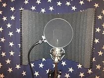 Vocal Mic setup