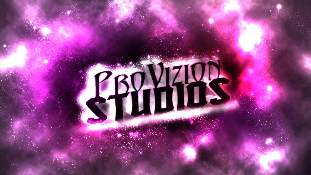 Purple ProVizion Studios logo.png