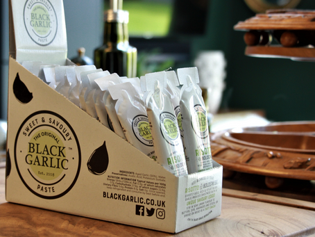 Try our new Black Garlic Flavour Bomb!