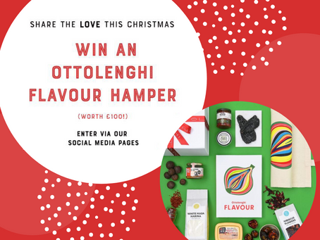 Win a Flavour Hamper by Ottolenghi