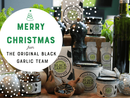 Festive wishes from the Original Black Garlic team