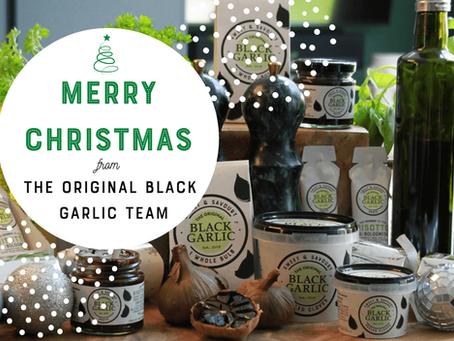 Festive wishes from the Original Black Garlic team
