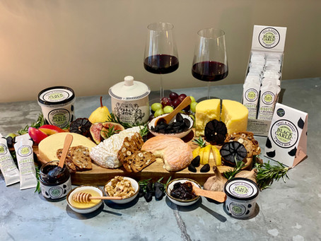 How to create the perfect cheese board