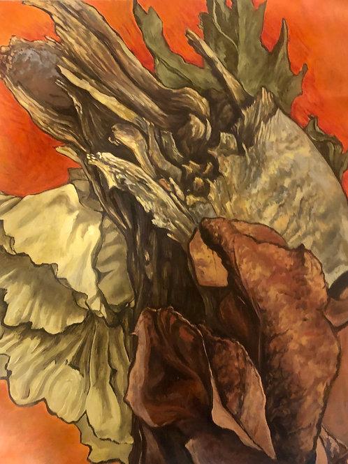 The Phoenix (No Stretcher)