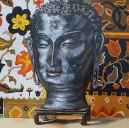 Buddha with Patterns