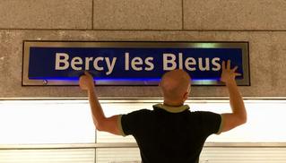 Bercy les Bleus !