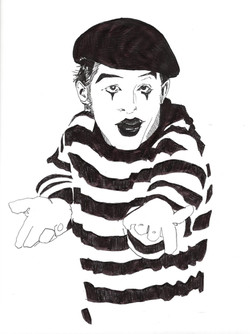 Never A Good Time For A Mime, 2020