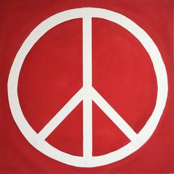 Peace Sign, 2019
