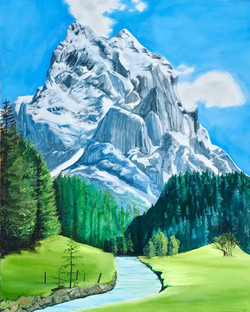 Mountain l, 2020