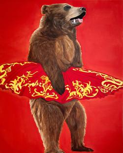 Dancer Bear, 2020