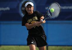 Andrea Cerdan wins 2016 State Singles Title