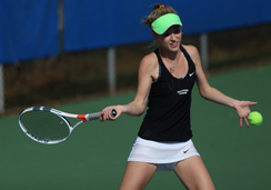 Sara Jacobs & Isabella Waung win 2016 State Doubles Title
