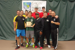 Marchalik Wins 2015 NJ HS Singles Crown