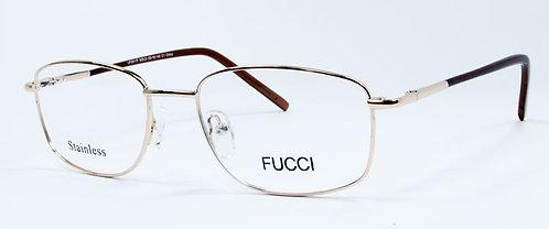 Fucci Metal UF0911F - Size 53 - 18 -140